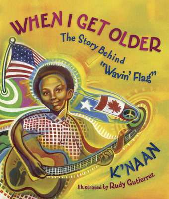 Knaan when i get older cover