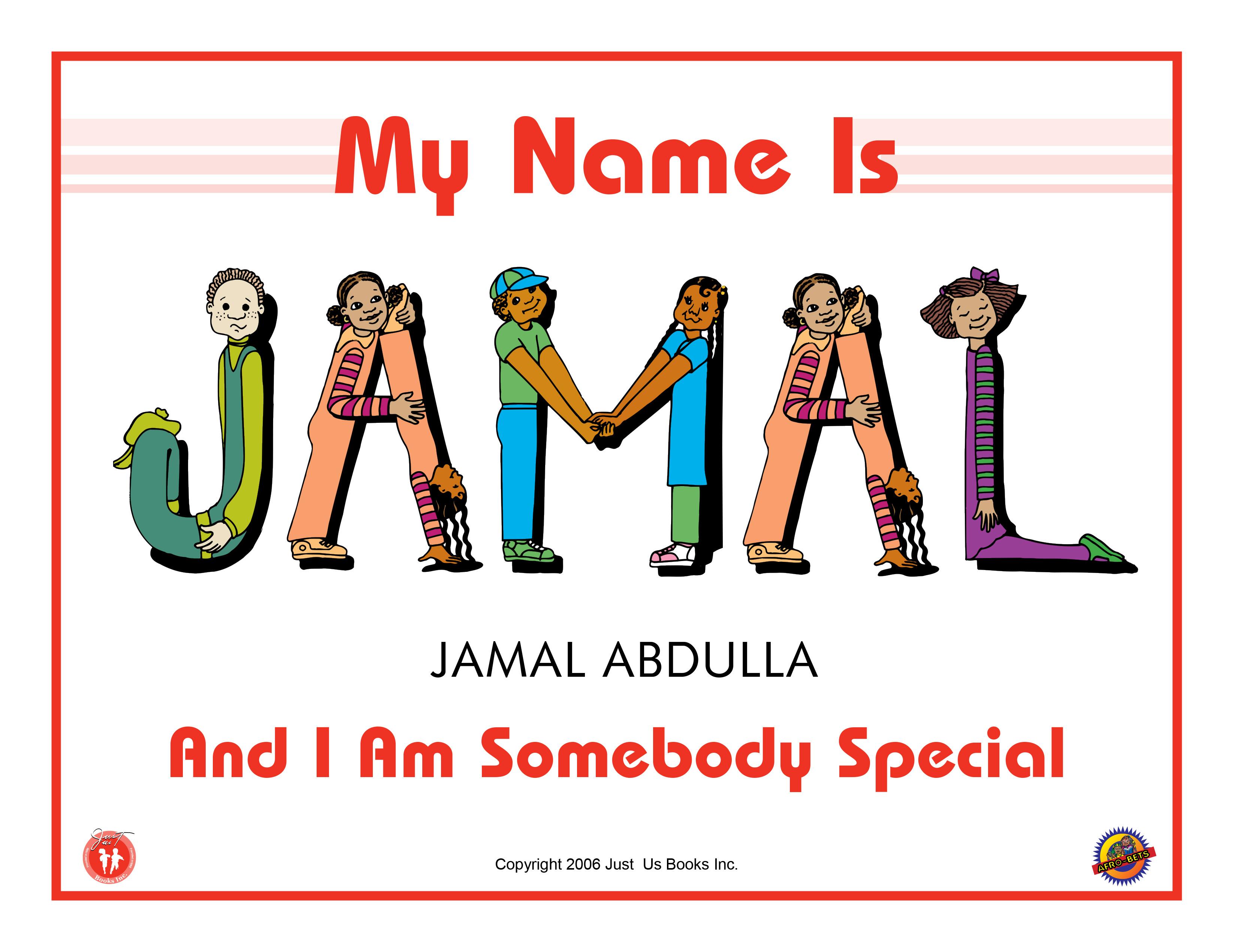 JUB Name Plates...JAMAL
