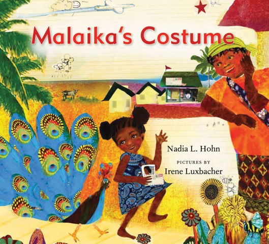 Malaika's Costume cover version 1