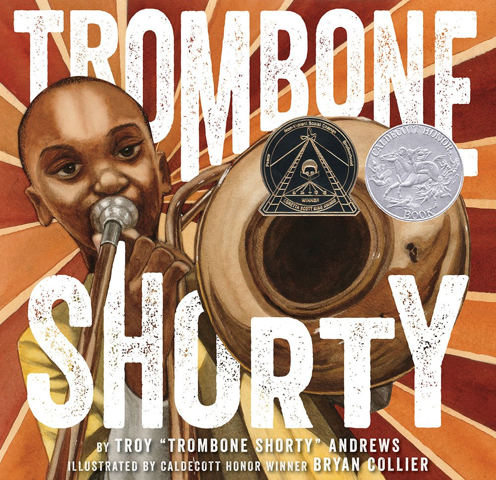 trombone shorty cover