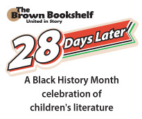 Black History Month 28 days later logo