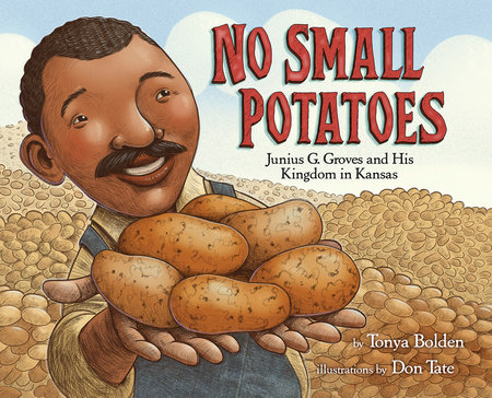 Book Party – No Small Potatoes