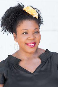 Karen Strong author photo