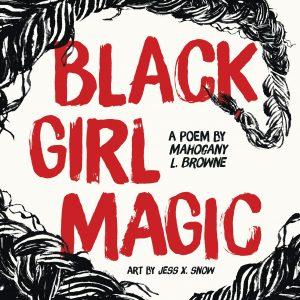 Black Girl Magic Cover