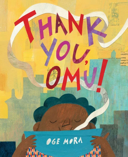 Cover of Thank You, Omu