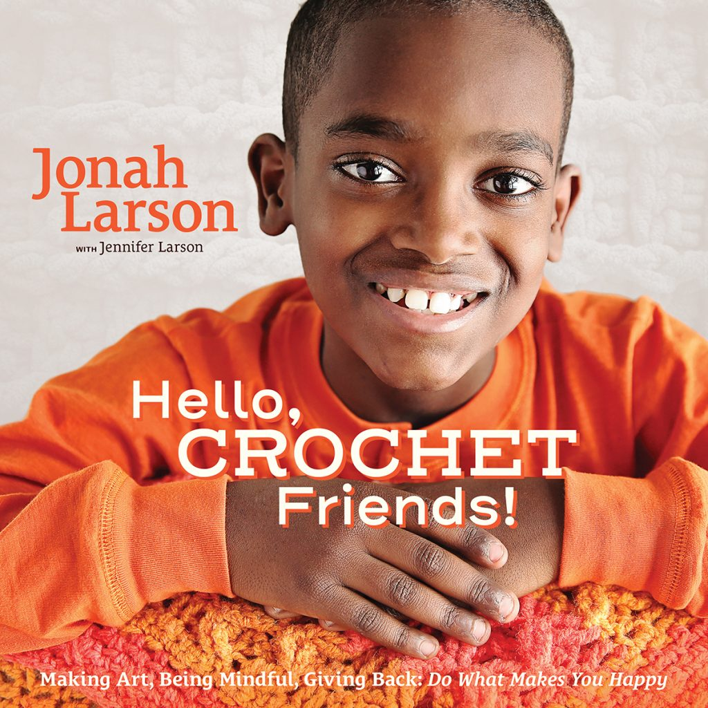 Hello Crochet Friends Cover