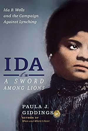 Ida B Wells book cover
